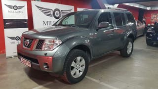 Nissan Pathfinder 7plazas 114000km