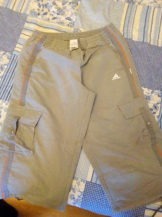 Pantalon bermuda adidas
