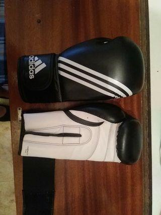 Guantes boxeo / kickboxing