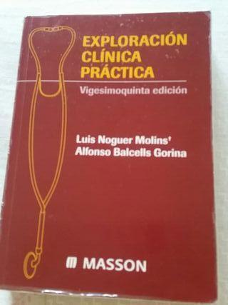 libro exploracion médica