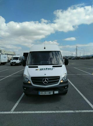 Mercedes-Benz Sprinter 2014 se vende furgoneta