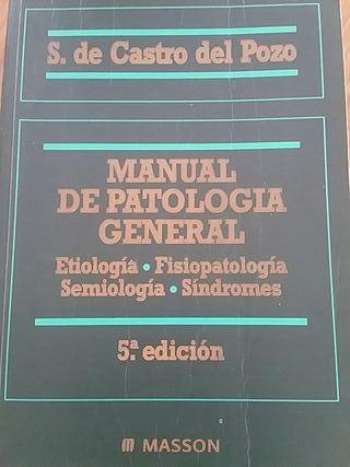 libro medicina de patología general