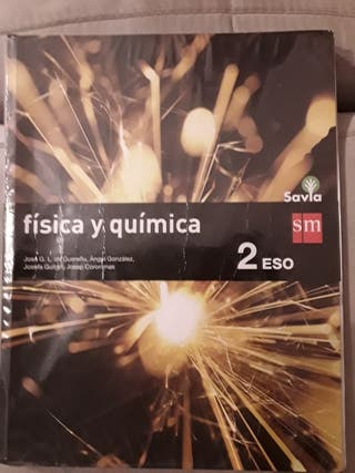 Fisica y Química 2º eso editorial SM