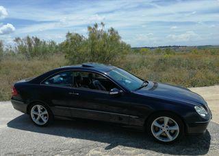 Mercedes-benz CLK 500 5.0 V8