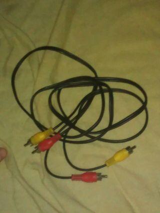 Cable de imagen y sonido
