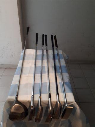 Juego de golf adulto