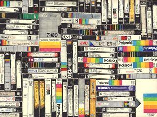 Busco cintas VHS Beta Cassette...