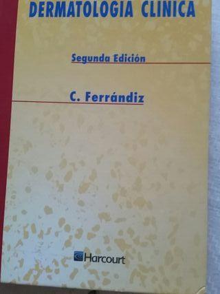 libro de dermatología clínica