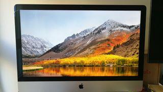 Apple iMac 27 retina display 5K 2016