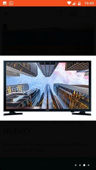 Televisor HD Samsung NUEVO
