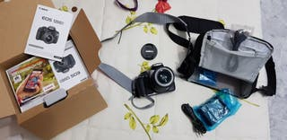 Cámara Canon EOS 1200D