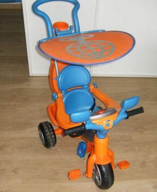 Triciclo evolutivo bebé