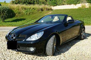 Mercedes-Benz SLK 200 unico propietario.