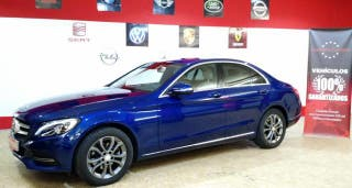 MERCEDES Clase C C 220 BlueTEC S.W. Exclusive