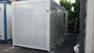 modulo oficina 6x2,40 protecion covi -19