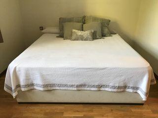 Canape del corte ingles más colchón