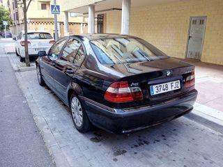 Ocasion BMW 150 cv 6 velocidades Serie 3 2004