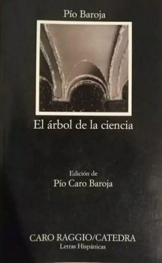 """LIBRO """"EL ARBOL DE LA CIENCIA"""""""