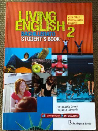 Libro 2 Bachillerato Ingles