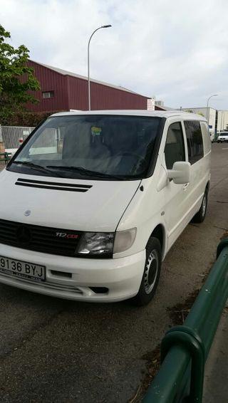 Mercedes-benz Vito 2002 130cv