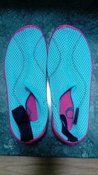 zapatillas aquaticas