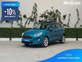 Ford Fiesta 1.0 EcoBoost SANDS Titanium 92 kW (125 CV)