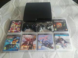 Se vende consola PS3 perfecto estado
