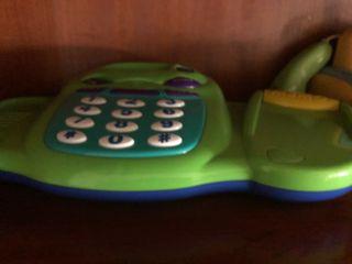 Telefonos com sonido y dialogo