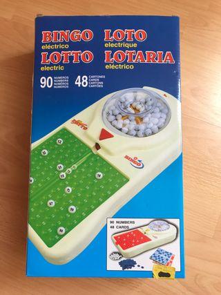 Bingo juguete nuevo!!!