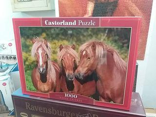 puzzle caballos 1000 piezas