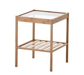 IKEA bedside table (New)