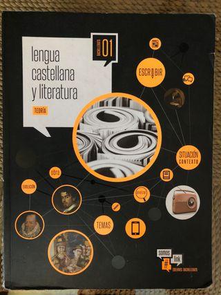 Libro 1 Bachillerato Lengua