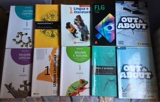 Libros Hcrey 1º bach
