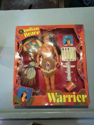 muñeco totsy indio años 70