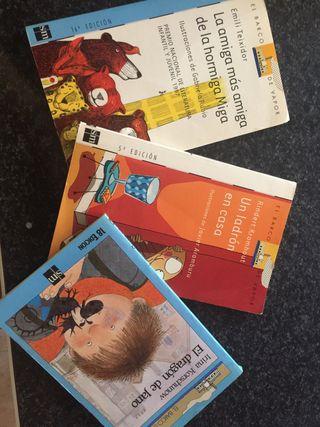 Libros de lectura primaria