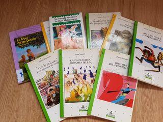 libros de 8 a 11 años