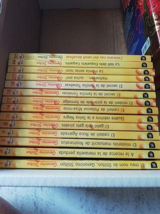 llibres de Geronimo Stilton