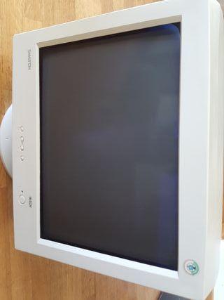 Vendo monitor Samtron 96BDF 19 pulgadas.