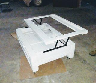 mesa de paletd