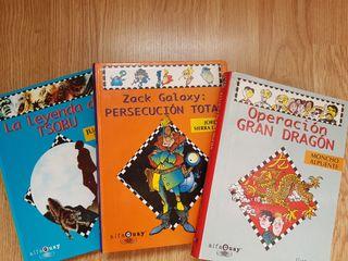 Libros 8-12 años