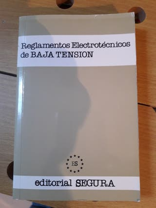 LIBRO REGLAMENTO BAJA TENSION