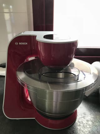 Robot cocina Bosch
