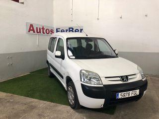 Peugeot Partner 2007 1.9 Diesel todos extras