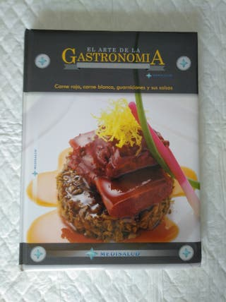 Carne roja, carne blanca, guarniciones... Libro