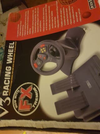 Volante Nintendo 64