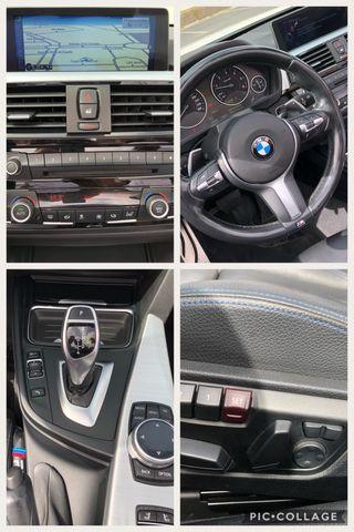 Bmw 430d cabrio pack M performance