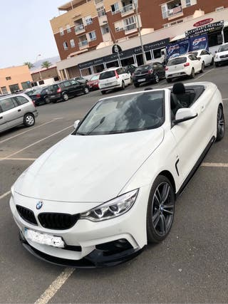 Bmw 430d cabrio pack M performance