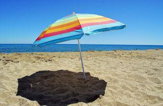 Sombrilla.. playa