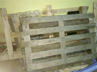 palet de madera