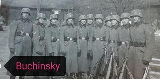 Lote 102 fotos originales WWII SS